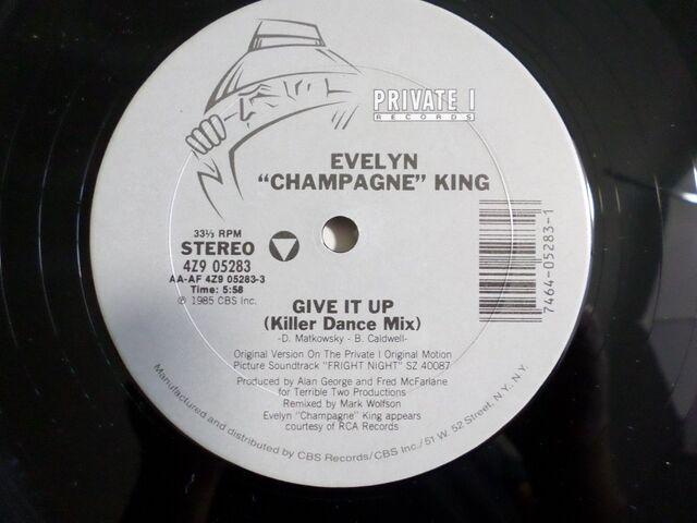 File:Evelyn Champagne King Give It Up Killer Dance Mix.JPG
