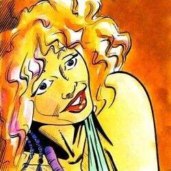 Fright Night Comics Jane