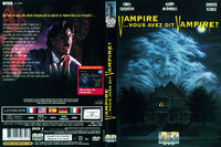 Fright Night DVD France