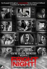 You're So Cool Brewster The Story of Fright Night - TVs