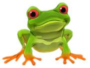 Frogger hyperarcade art