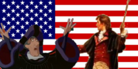 Frollo Sings the Star-Spangled Banner