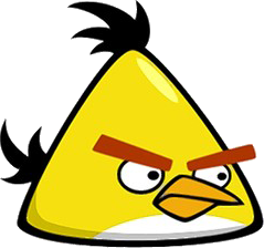 File:Yellow Bird.png