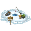 Icy Fishing Pond-icon