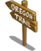 Oregon Trail Sign-icon