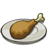File:Chicken Drumstick-icon.png