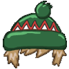 Green Hat-icon