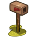 Damp Mailbox-icon