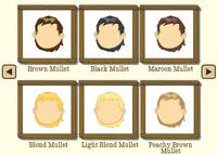 Male Hair 16