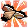 Share Need False Mustache-icon