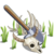 Clear Skull-icon