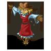 Female Scarecrow-icon