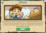 Child Missions Popup