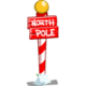 The North Pole-icon