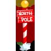 The North Pole-icon