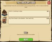 The Jackalope Lodge