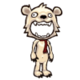 Polar Bear Costume-icon