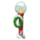 Candy Cane Lamp-icon