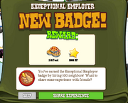 Exceptional Employer Badge Complete
