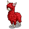 Red Alpaca-icon