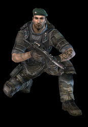 WC Special Ops Soldier