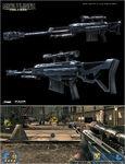 MarcusDublin FrontlinesFOW WC Sniper Rifle