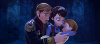 Agnarr, Iduna, and Anna