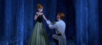 Hans proposes to Anna