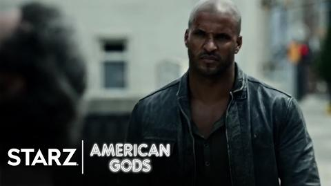 American Gods Official Trailer STARZ