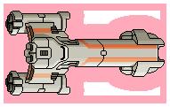 Miniship fed cruiser