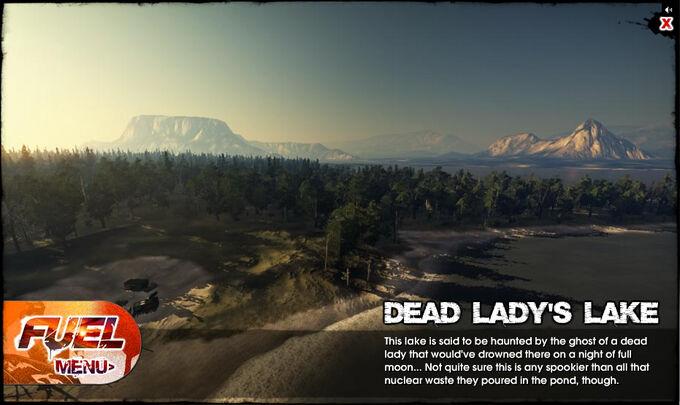 Dead Lady's Lake