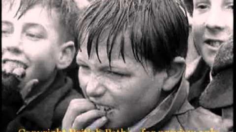 Fulham v Newcastle 1956
