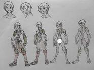 Rouhan, Hobgoblin Attire and Anatomy (censored)