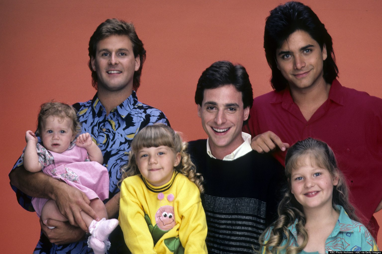 Full house family pictures