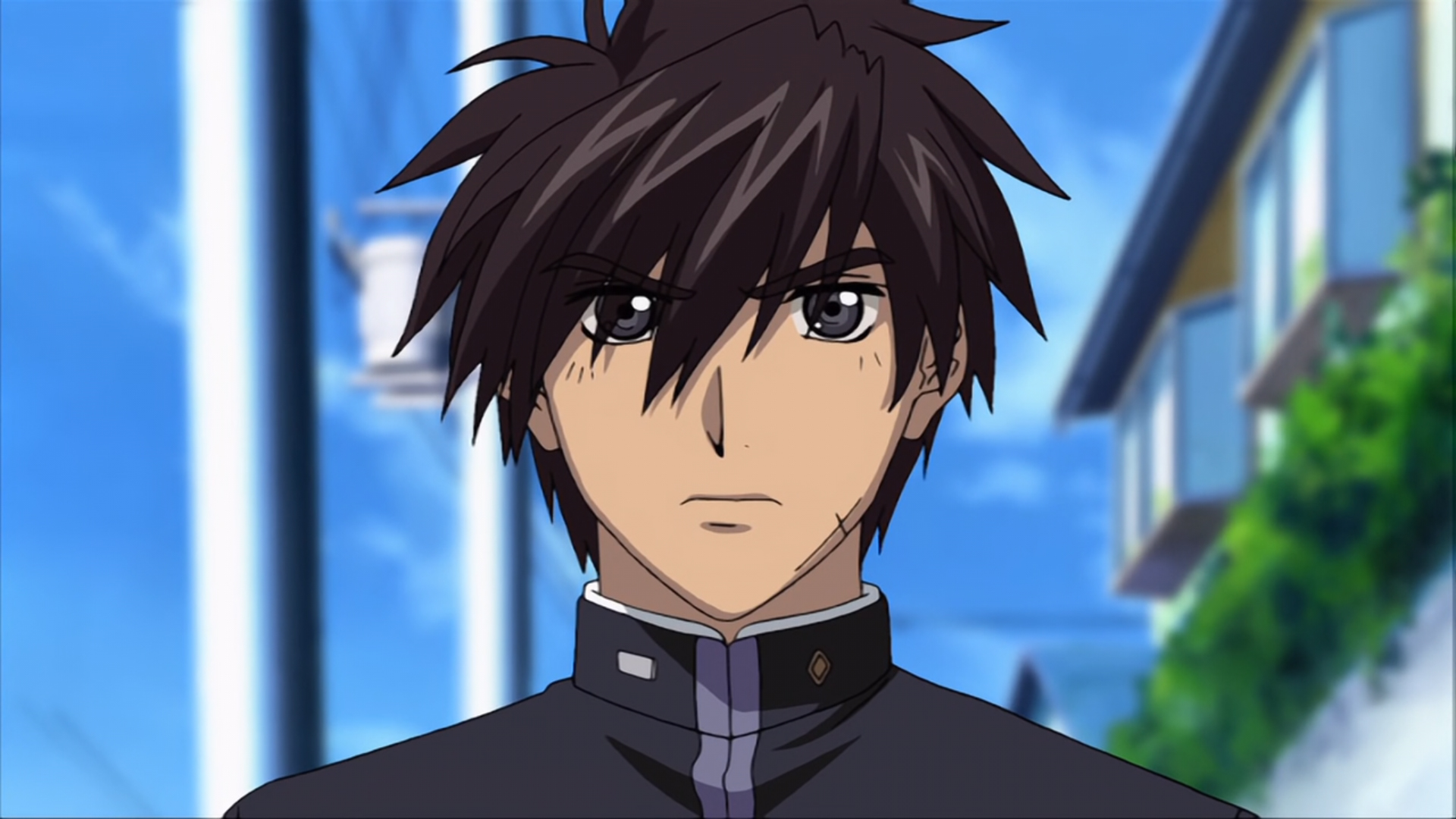 Sousuke Sagara Full Metal Panic Wiki Fandom Powered