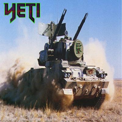 Yeti from Tunguska art