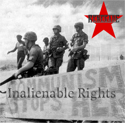 Inalienable rights cover art