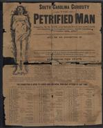 Petrified Man