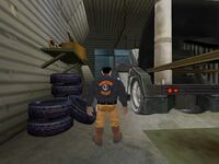 Full Throttle II E3 screenshot 3