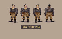 Ben Throttle