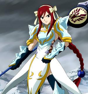 Erza Lighting Empress's Armor