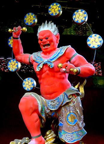 File:Raijin Statue.png