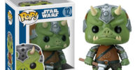 Star Wars Pop! 12 Gamorrean Guard