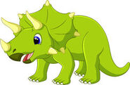 Timmy triceratops