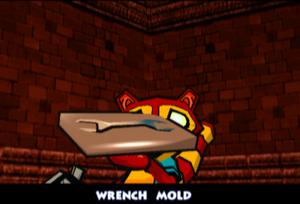 WrenchMold