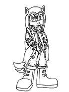 Nubis Assassin costume for SFC DB rough draft 2