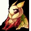952-american-moon-moth-plush
