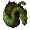 392-green-serpent