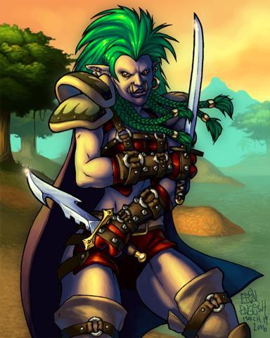 File:384px-World of Warcraft Troll Rogue by breakbot.jpg