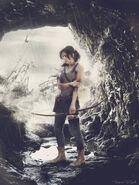 A survivor is born tomb raider fan art by des26-d71luk7